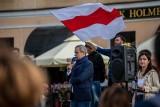 Paweł Łatuszka, jeden z liderów opozycji, chce ścigania prezydenta Białorusi Aleksandra Łukaszenki
