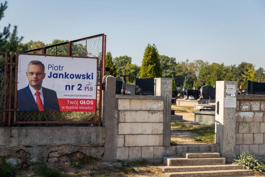 Wybory Samorządowe 2018 Plakat Wyborczy Radnego Pis Na