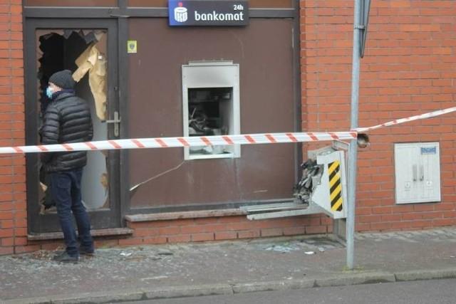 24 maja nad ranem wysadzono bankomat w Jerzykowie. Do podobnych incydentów dochodziło w Wielkopolsce już wcześniej, m.in. w kwietniu w centrum Zdun
