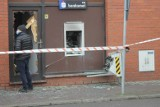 Kolejne wysadzenie bankomatu w Wielkopolsce. Złodzieje ukradli kasetę z pieniędzmi w Jerzykowie