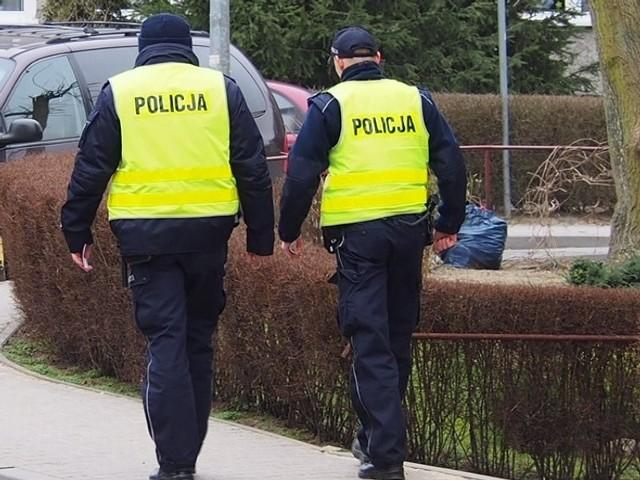 Policjanci już poszukują bezdomnych