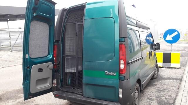 W Korczowej straż graniczna zatrzymała 28-letniego Mołdawianina poszukiwanego przez Interpol.