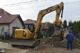 Wieliczka. Ruszyła przebudowa ulicy Pasternik. Inwestycja potrwa do lata 2021 roku [ZDJĘCIA]