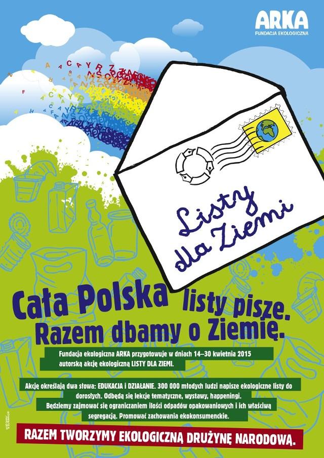 Wrocław w gronie uczestników Listów dla Ziemi 2015W dwóch poprzednich edycjach akcji wzięło udział 670 samorządów