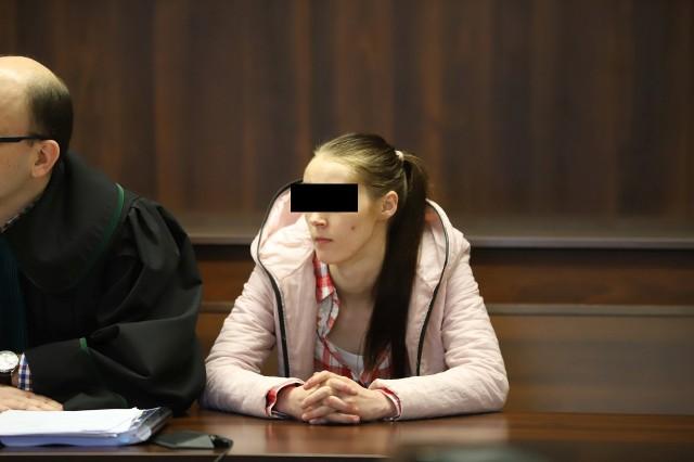 25-letnia Sabina W. z Gierałtowic pod Kędzierzynem-Koźlem odpowiada za zabójstwo