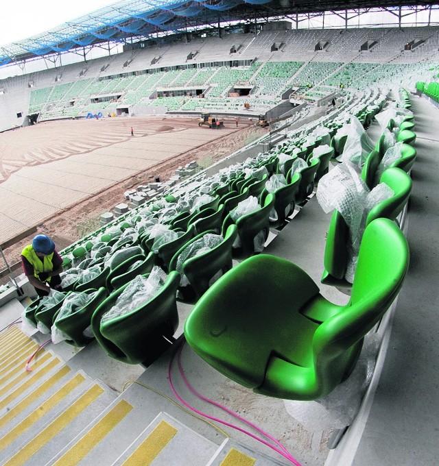 Budowa stadionu na Euro 2012 skończyła się w 2012 roku. Ale do dziś trwają śledztwa i kontrole związane z inwestycją