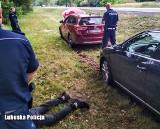 SULĘCIN. Szaleńcza ucieczka przed policją. 24-latek uciekał, bo jechał kradzioną toyotą wartą 80 tys. zł