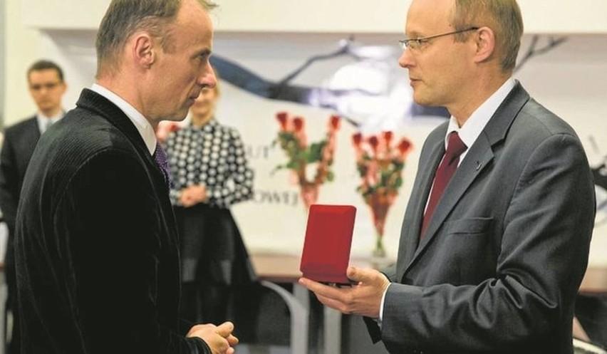 Andrzej Gąsowski nie będzie dyrektorem. Zastąpi go Krzysztof Łapiński