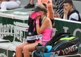 Tenis. Łodzianka Magdalena Fręch dzielnie walczyła przez blisko trzy godziny. Niestety przegrała