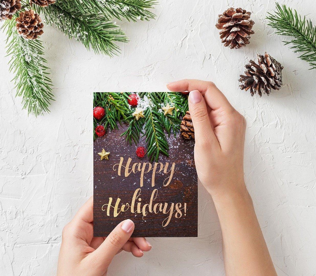 Unikalne Kartki świąteczne ręcznie robione na Boże Narodzenie. Porady ZO43