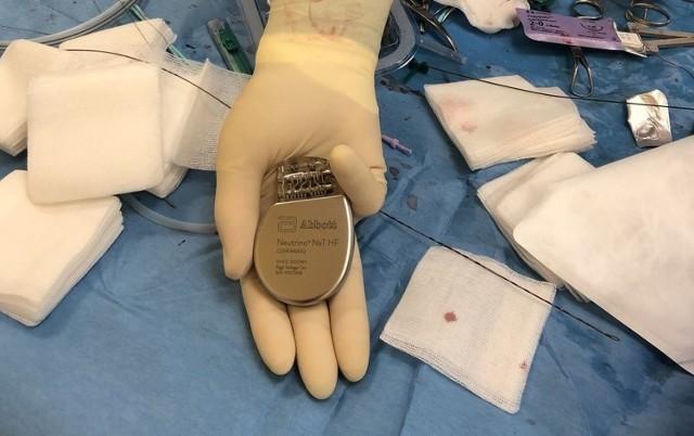 Nowe urządzenie pozwoli dokładniej i szybciej monitorować stan zdrowia pacjenta.