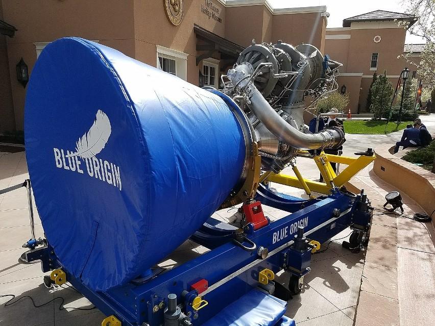 Blue Origin...