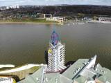 Malta w Poznaniu pięknieje - trwa modernizacja toru regatowego. Zobacz zdjęcia