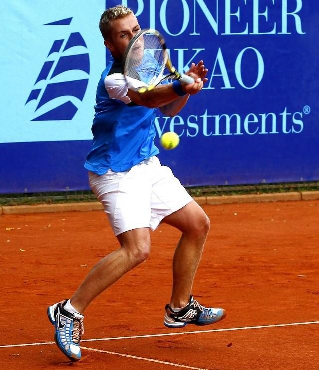Dziką kartę do turnieju głównego Pekao Szczecin Open 2014 otrzymał zawodnik ze Szczecina - Rafał Teurer.