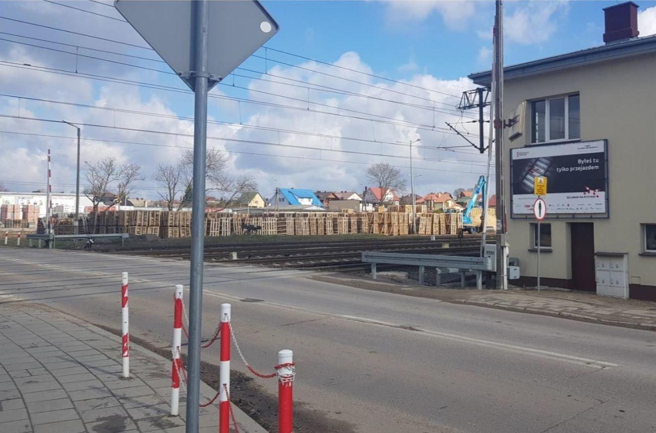 295a24785c Sokółka się doczekała. Będzie wiadukt nad torami (zdjęcia)