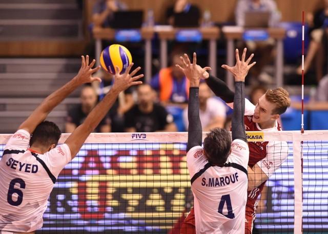 Polska ograła Iran 3:0 i jest liderem grupy D pierwszej fazy mistrzostw świata.