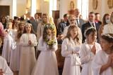 Pierwsza Komunia Święta w parafii pw. św. Brata Alberta w Makowie Mazowieckim