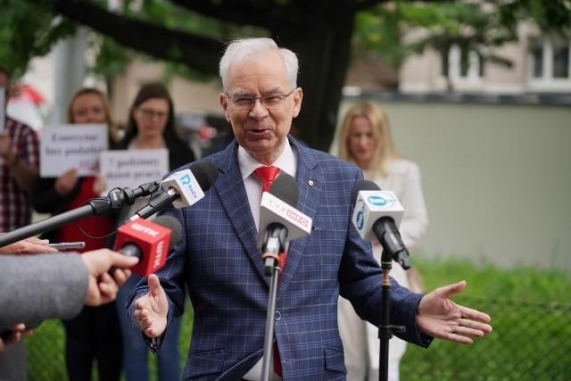 Waldemar Witkowski zdecydował, że w drugiej turze wyborów prezydenckich nie udzieli poparcia zarówno Andrzejowi Dudzie, jak i Rafałowi Trzaskowskiemu.