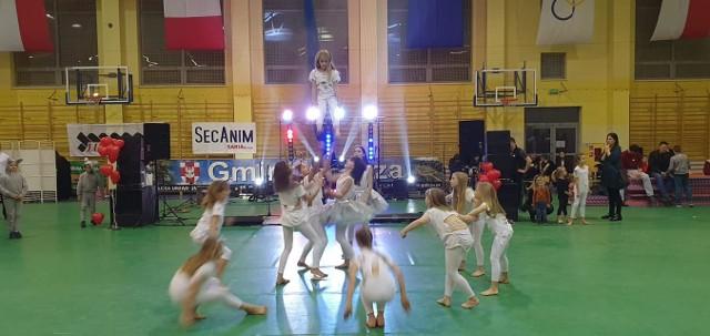 Pokaz Pracowni Artystyczno-Tanecznej Kwadrance z Wolbromia