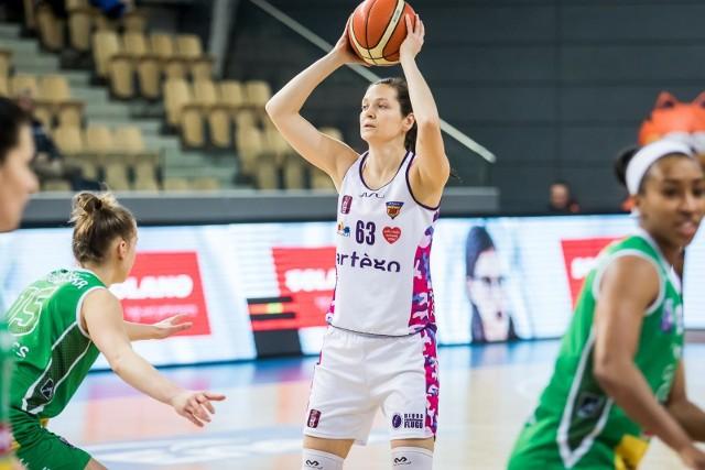 Justyna Żurowska-Cegielska grała ostatnio w barwach Artego Bydgoszcz