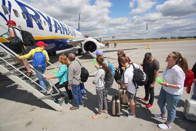 Od lipca linia Ryanair wraca na polskie lotniska.