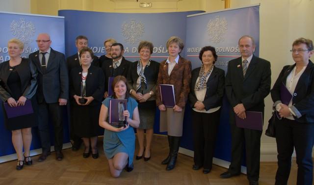 Laureaci i finaliści konkursu Sołtys Roku 2013
