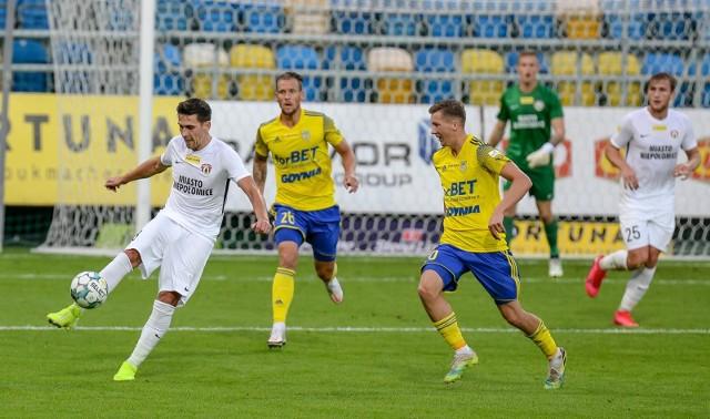 To z pewnością nie jest komfortowa sytuacja dla trenera Arki Gdynia Ireneusza Mamrota. Kolejni jego dwaj piłkarze wypadli szkoleniowcowi żółto-niebieskich ze składu, gdyż zachorowali na koronawirusa.