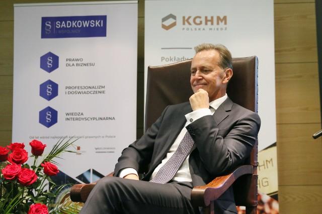 Prof. dr. hab. Andrzej Kidyba świętował 40-lecie pracy naukowej