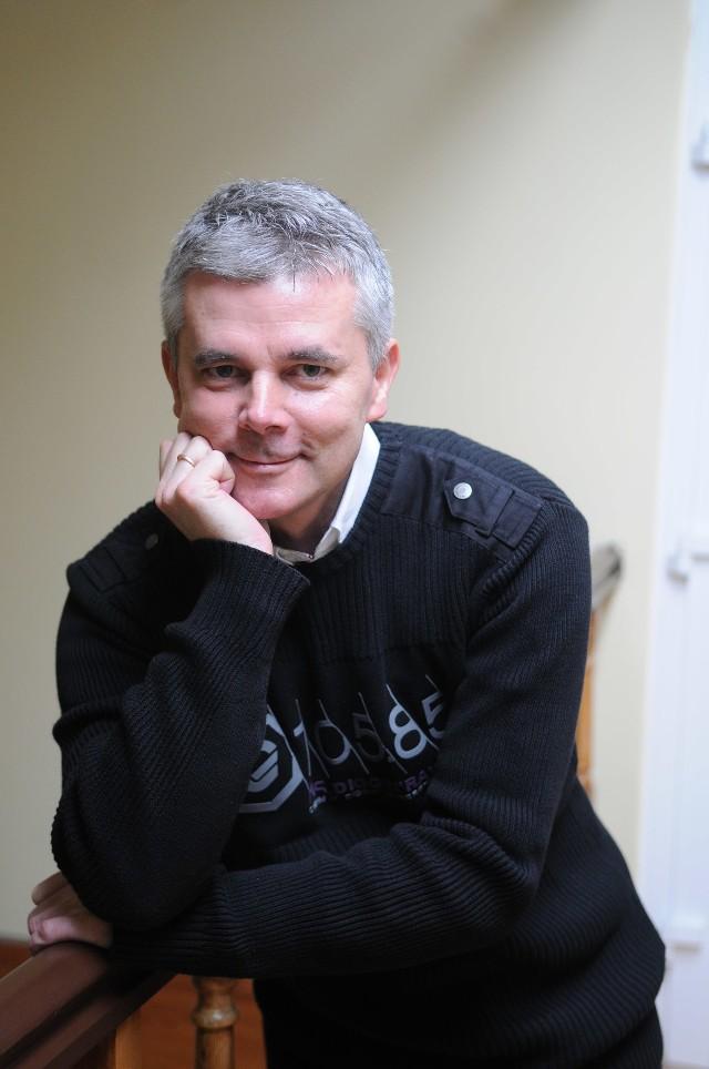 Leszek Kalinowski, dziennikarz GL