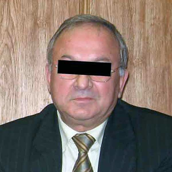 Lucjan S. wyjaśnił, że dieta, którą stosował wyklucza spożywanie alkoholu.