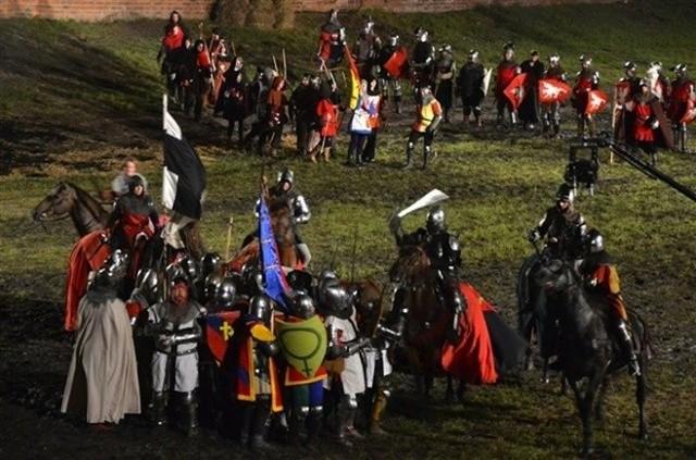 Do programu Oblężenia Malborka wrócą nocne inscenizacje historyczne na wałach von Plauena, które po raz ostatni bawiły turystów w 2012 r.