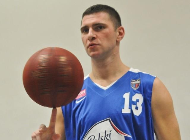 Marcin Sroka w Toruniu zagrał tylko 7 meczów.