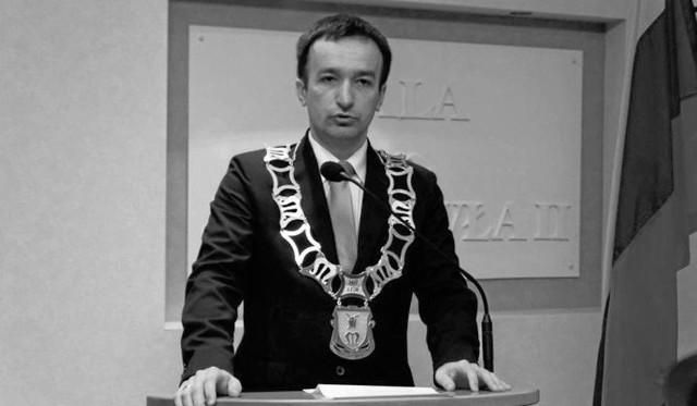 Zmarły prezydent Mielca Daniel Kozdęba