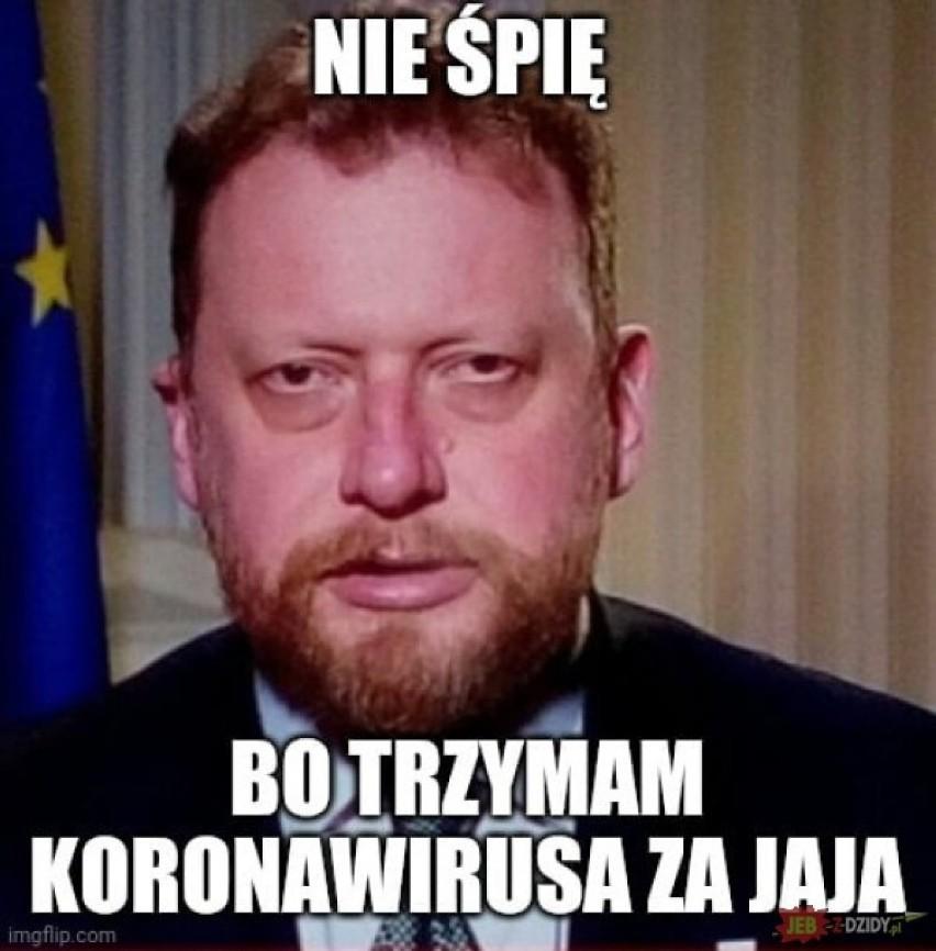 Minister zdrowia odchodzi. Łukasz Szumowski zrezygnował ze...