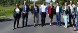 Nowa droga asfaltowa na ważnym odcinku powiatu grójeckiego oddana do użytku!
