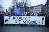 Gdańskie obchody Międzynarodowego Strajku Kobiet. Ulicami przeszła Manifa Trójmiasto [WIDEO,ZDJĘCIA]