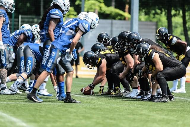 Futbol amerykański to widowiskowa dyscyplina. Białostoccy Lowlanders zapraszają do podjęcia treningów