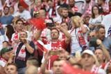 Kibice reprezentacji Polski na meczu z Izraelem (ZNAJDŹ SIEBIE NA ZDJĘCIU)