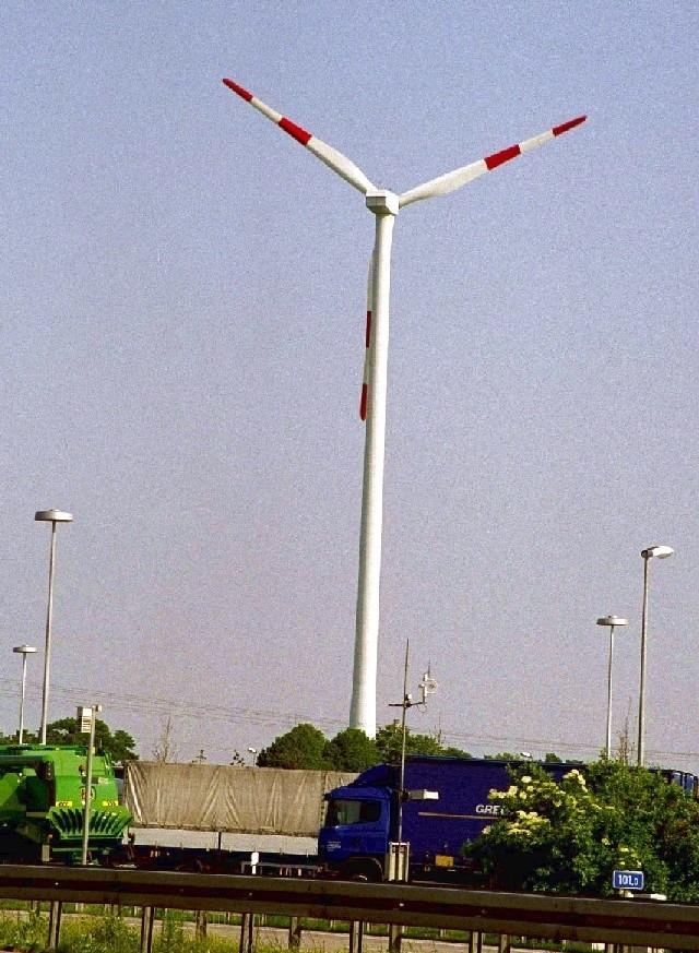 Tysiace wiatraków wybudowano w ostatnich latach u naszych zachodnich sąsiadów. W Polsce to nowość.