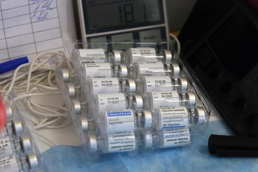 Szczepionka na koronawirusa - Moderna...