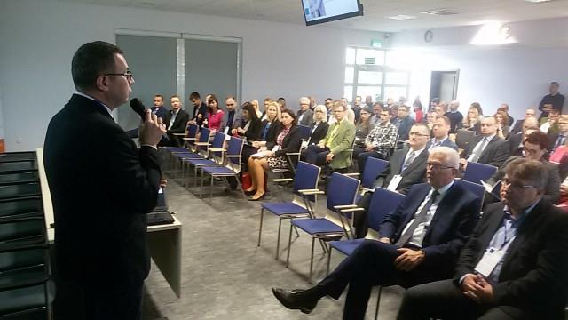 Gospodarzem pierwszego dnia Lubuskiego Kongresu Innowacji jest nowosolski Interior.