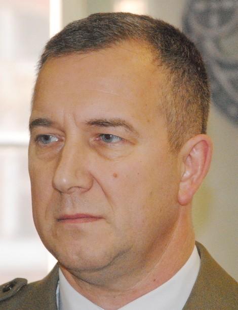 Marek Magowski, nowy komendant WKU