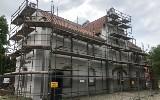 Duże zaawansowanie prac przy modernizacji i adaptacji zabytkowych budynków opactwa pocysterskiego w Pelpinie