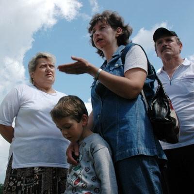 """- Będziemy bronić naszej szkoły do końca - mówią rodzice dzieci uczących się dotychczas w zlikwidowanej """"czwórce"""""""