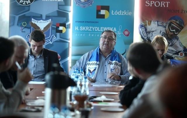 Witold Skrzydlewski został prezesem Orła Łódź.