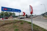Budowa A1: Węzeł Blachownia otwarty. Krótsza droga na Jasną Górę. Można zjechać z autostrady A1 na DK46 np. na Opole czy Szczekociny