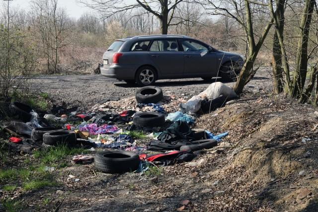 To niesamowite, ile śmieci znajduje się w polskich lasach. Wyrzucają je tam oczywiście ludzie...