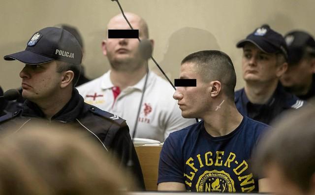 W sprawie głośnego zabójstwa pod krakowskim Multikinem skazano w styczniu 22 pseudokibiców