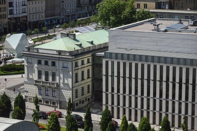 28,5 mln zł dla CK Zamek i Biblioteki Raczyńskich