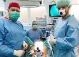 W miasteckim szpitalu wykonano pierwszy w Polsce zabieg tym sposobem